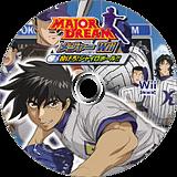 メジャーWii 投げろ!ジャイロボール!! Wii disc (RMEJDA)