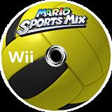 マリオスポーツミックス Wii disc (RMKJ01)