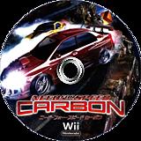 ニード・フォー・スピード カーボン Wii disc (RNSJ13)