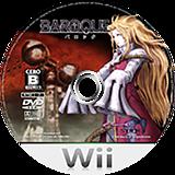 バロック for Wii Wii disc (ROQJEP)