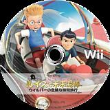 ルイスと未来泥棒 ウィルバーの危険な時間旅行 Wii disc (RRSJ4Q)