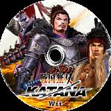 戦国無双 KATANA Wii disc (RS5JC8)