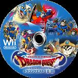 ファミコン&スーパーファミコン ドラゴンクエストⅠ・Ⅱ・Ⅲ Wii disc (S25JGD)