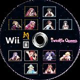 トウィンクルクイーン Wii disc (S3RJMS)