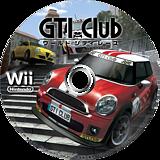GTI Club ワールド シティ レース Wii disc (SGIJA4)