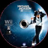 マイケル・ジャクソン ザ・エクスペリエンス Wii disc (SMOJ41)