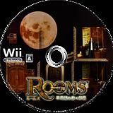 Rooms 不思議な動く部屋 Wii disc (SRMJ18)