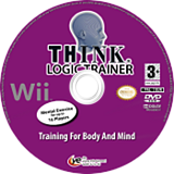 Think Logic Trainer Wii disc (RJ9XML)