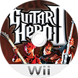 Guitar Hero III Custom : Guitar Hero II CUSTOM disc (CGHE88)