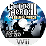 Guitar Hero III Custom : Rock Band CUSTOM disc (CGHE95)