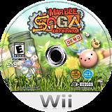 Marble Saga Kororinpa (Demo) Wii disc (DK6E18)