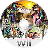 Muramasa: The Demon Blade (Demo) Wii disc (DSFE7U)