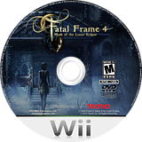 Fatal Frame 4: Mask of the Lunar Eclipse CUSTOM disc (FF4ENG)