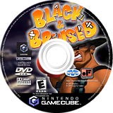 Black & Bruised GameCube disc (G2BE5G)