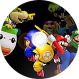 New Super Mario Bros. Wii 2: The Next Levels CUSTOM disc (PPNE01)