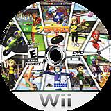Deca Sports 2 Wii disc (R2SE18)