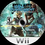 Sin & Punishment: Star Successor Wii disc (R2VE01)