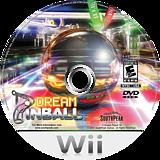 Dream Pinball 3D Wii disc (R3DES5)
