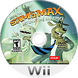 Sam & Max: Season Two: Beyond Time and Space Wii disc (R3YE70)