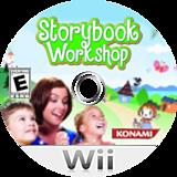 Storybook Workshop Wii disc (R4VEA4)