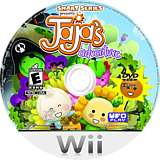 Smart Series Presents: JaJa's Adventure Wii disc (R67E6K)
