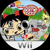 Ni Hao, Kai-lan: Super Game Day Wii disc (R6HE54)