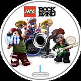 LEGO Rock Band Wii disc (R6LEWR)