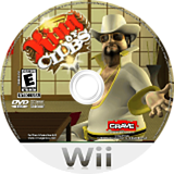 King of Clubs Wii disc (R6VE4Z)