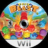 Rock Blast Wii disc (R7KE6K)