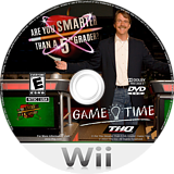 Are You Smarter Than A 5th Grader? Game Time Wii disc (R9HE78)