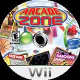 Arcade Zone Wii disc (R9XE52)