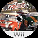 Classic British Motor Racing Wii disc (RBQENR)