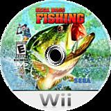 SEGA Bass Fishing Wii disc (RBTE8P)