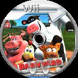 Barnyard Wii disc (RBYE78)