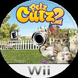 Petz Catz 2 Wii disc (RC3E41)