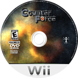 Counter Force Wii disc (RCTE5Z)