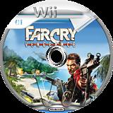 Far Cry: Vengeance Wii disc (RCVE41)