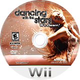 Dancing with the Stars: We Dance! Wii disc (RDAE52)