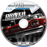 Driver: Parallel Lines Wii disc (RDVE41)
