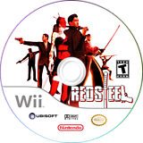 Red Steel Wii disc (REDE41)