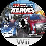 Emergency Heroes Wii disc (REHE41)