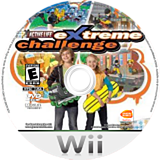 Active Life: Extreme Challenge Wii disc (REJEAF)