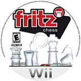 Fritz Chess Wii disc (REZEJJ)