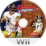 Backyard Football Wii disc (RFTE70)