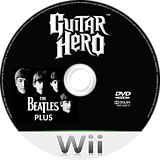 Guitar Hero III Custom : The Beatles Plus CUSTOM disc (RG2E52)