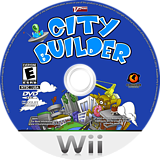 City Builder Wii disc (RG7EQH)