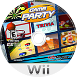 Game Party Wii disc (RGXE5D)