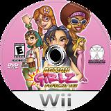 Action Girlz Racing Wii disc (RGYE5Z)