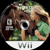 My Horse & Me Wii disc (RHNE70)