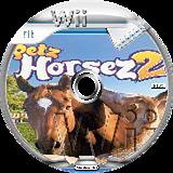 Petz Horsez 2 Wii disc (RHZE41)